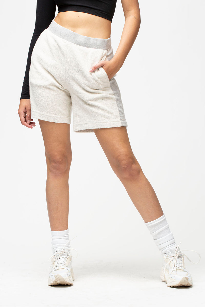 Helmut Lang Women's Inside Out Shorts  - XHIBITION