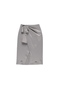 Off-White Women's Jersey Wrap Skirt  - XHIBITION
