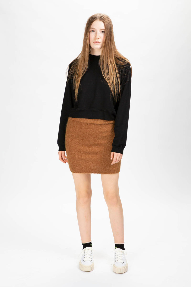 Women's Shrunken Skirt