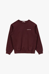 Helmut Lang Women's Copyright Logo Sweatshirt  - XHIBITION