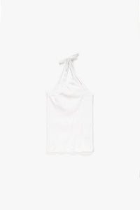 Helmut Lang Women's Asymmetrical Tank Top  - XHIBITION