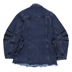 Marques' Almeida Women's Multi Pocket Balloon Sleeve Jacket  - XHIBITION