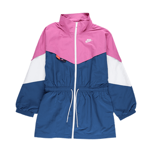 Nike Women's Long Track Jacket  - XHIBITION