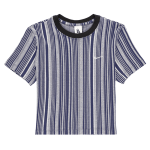 Nike Women's Striped T-Shirt  - XHIBITION
