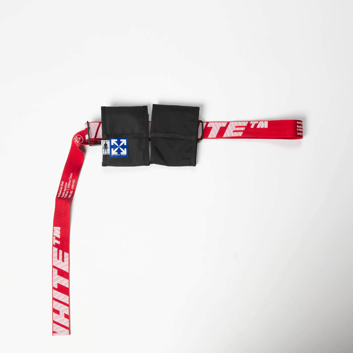 Off-White Two Pocket Fannypack  - XHIBITION