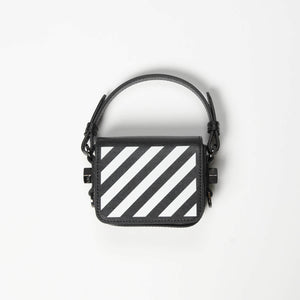 Off-White Women's Diagonal Baby Flap Bag  - XHIBITION