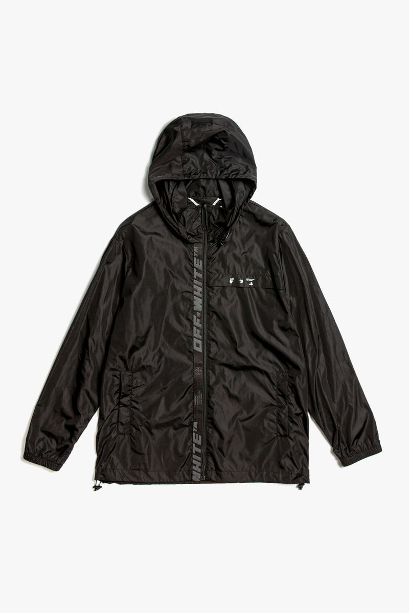 Off-White Off-White Logo Windbreaker  - XHIBITION