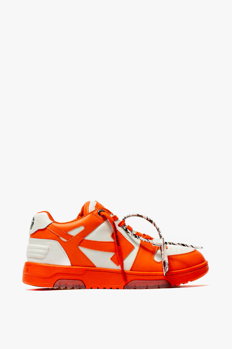 Off-White Out Of Office Calf Leather Sneaker  - XHIBITION