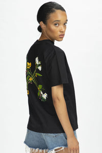 Off-White Women's Embroidered Arrow T-Shirt  - XHIBITION