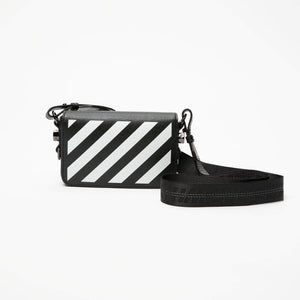 Off-White Women's Diagonal Mini Flap Bag  - XHIBITION