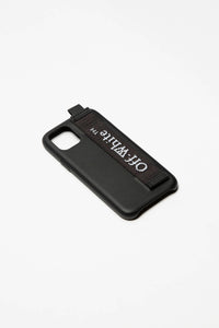 Off-White Women's Industrial Logo iPhone 11 Pro Holder  - XHIBITION