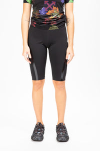 Off-White Women's Athleisure Cycling Shorts  - XHIBITION