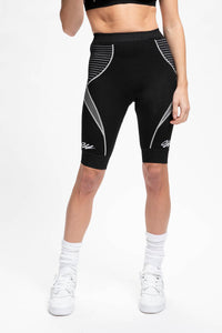 Off-White Women's Athleisure Seamless Cycle Shorts  - XHIBITION