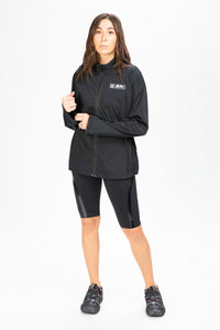 Off-White Women's Athleisure Full-Zip Jacket  - XHIBITION