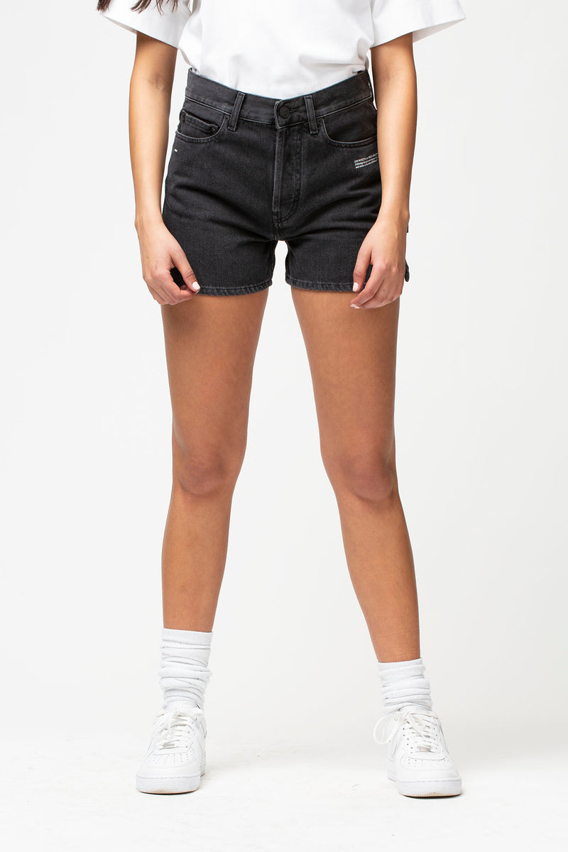 Off-White Women's Straight Shorts  - XHIBITION