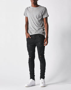 Purple Brand Low Rise Slim Jeans  - XHIBITION