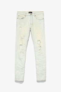 Purple Brand Superlight Indigo Blowout Jeans  - XHIBITION
