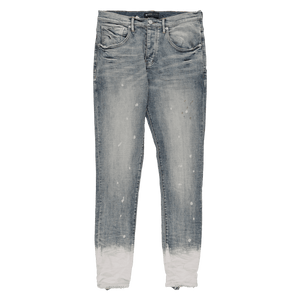 Purple Brand Mid Rise Tapered Jeans  - XHIBITION