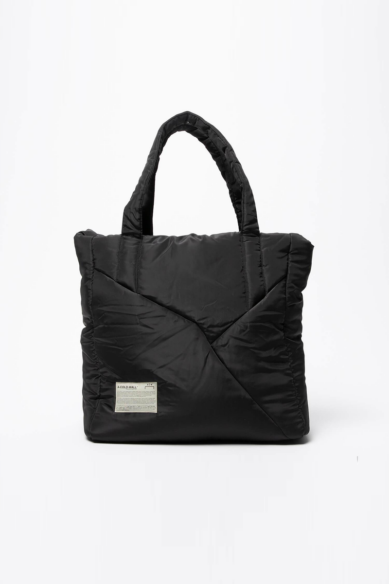 A-COLD-WALL* Padded Tote Bag  - XHIBITION