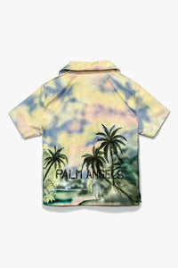 Palm Angels Pardise Bowling Shirt  - XHIBITION