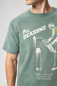 Reese Cooper All Seasons Aged T-Shirt  - XHIBITION