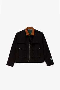 Reese Cooper Brushed Cotton Canvas Work Jacket  - XHIBITION