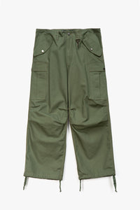 Reese Cooper Brushed Cotton Canvas Cargo Pants  - XHIBITION
