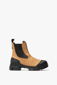 GANNI Women's Rubber City Boots  - XHIBITION