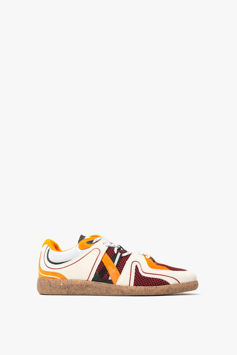 GANNI Women's Sporty Mix Sneakers  - XHIBITION