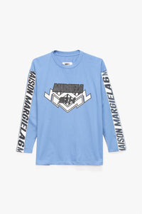 MM6 Maison Margiela Women's Oversize Long Sleeve T-Shirt  - XHIBITION
