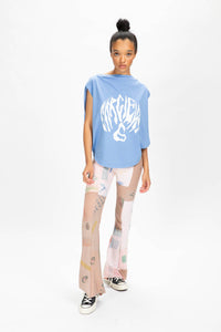 MM6 Maison Margiela Women's Basic Jersey T-Shirt  - XHIBITION