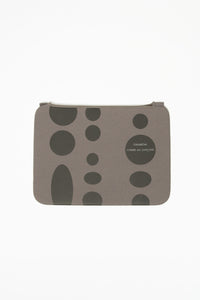 "Comme des Garcons WALLET Black Dots Macbook Pro 15"" Case  - XHIBITION"