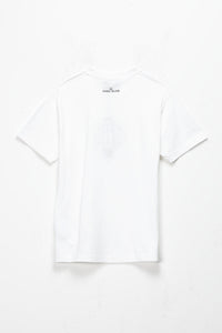Stone Island 3D Thread Logo T-Shirt  - XHIBITION