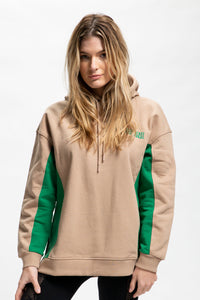 GANNI Women's Software Block Isoli Hoodie  - XHIBITION