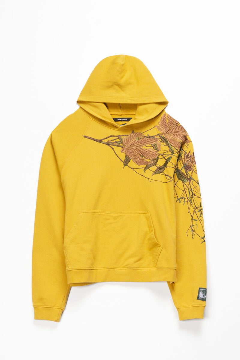 Reese Cooper Branch Embroidery Hoodie  - XHIBITION