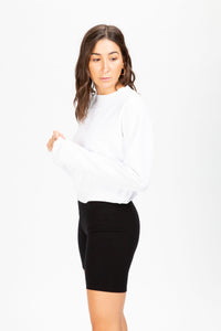 Cotton Citizen Women's Milan Crewneck  - XHIBITION