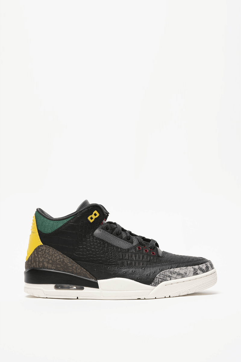 Air Jordan Air Jordan Retro 3 'Animal Instinct 2.0'  - XHIBITION