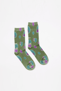 Stüssy Blob Everyday Socks  - XHIBITION