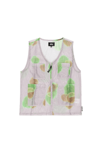 Stüssy Women's Mesh Layer Vest  - XHIBITION