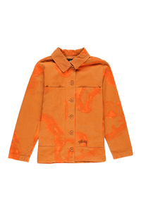 Stüssy Women's Printed Chore Coat  - XHIBITION