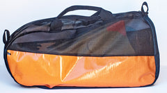 bodysurfing gear bag front view