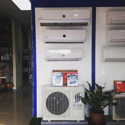 Best Ductless Mini Split Brands In The World California