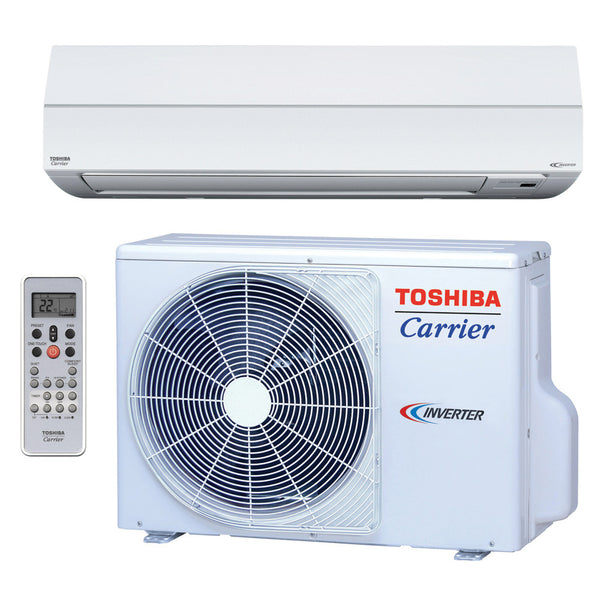 Select Toshiba Carrier Ductless Mini Split For Energy