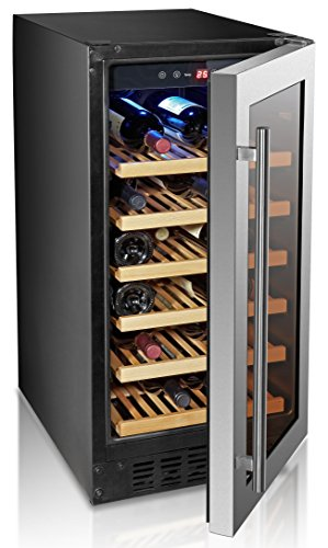 33 Bottle Built-in Wine Cooler HWC2407U - d-airconditioning
