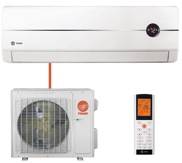 Trane Ductless Mini Split 4MXW8 - d-airconditioning