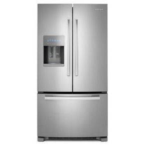 36-Inch Amana® French Door Bottom-Freezer Refrigerator With Fast Cool Option - d-airconditioning