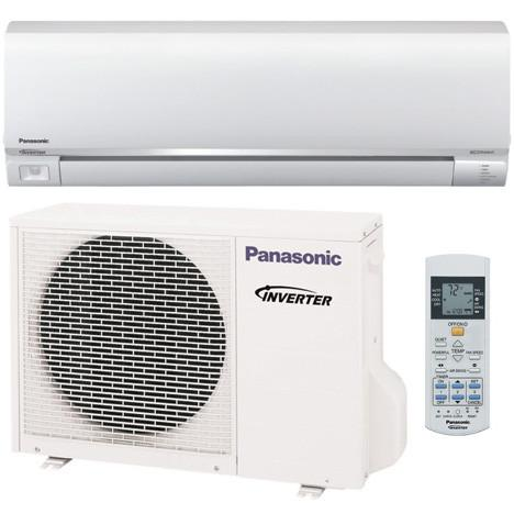 Panasonic 24000 BTU 23 SEER Ductless Mini Split CS-E24SKUAW - d-airconditioning