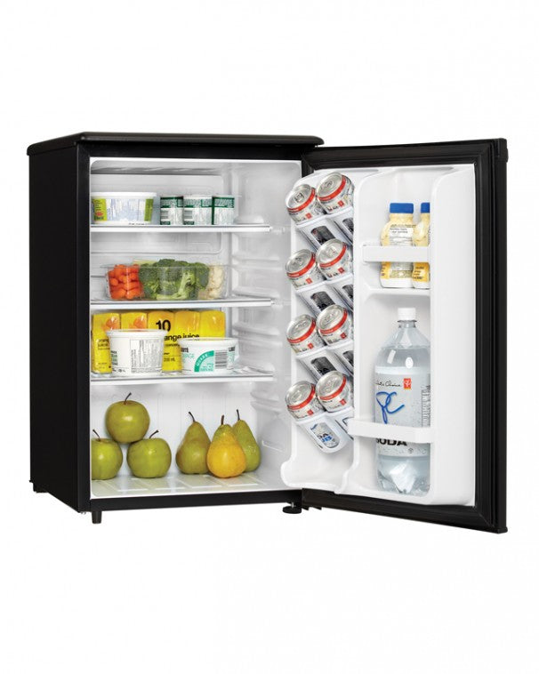 Danby Designer Danby Designer 2.6 cu. ft. Compact Refrigerator DAR026A1BDD - d-airconditioning