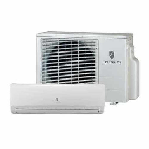 Friedrich 18000 BTU 16 SEER Ductless Mini Split 18myj - d-airconditioning