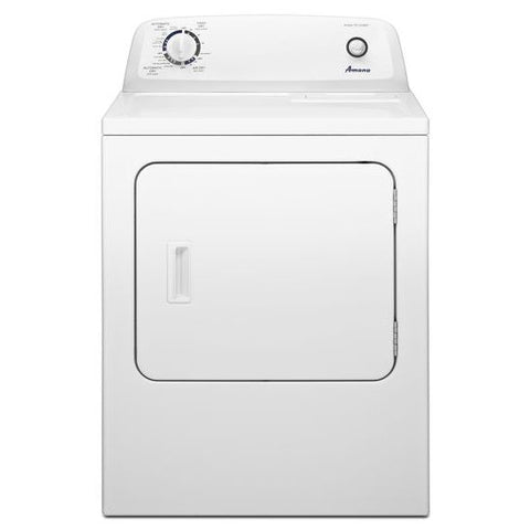 6.5 Cu. Ft. Dryer With Wrinkle Prevent Option